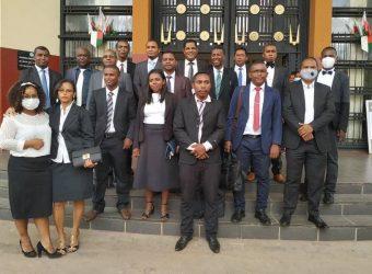 Prestation de serment des 19 Examinateurs de permis de conduire